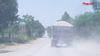 """Đô Lương (Nghệ An):  Toàn xã """"đắm mình"""" trong bụi của xe chở 3 mỏ đá tại Trù Sơn"""