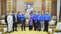 Thứ trưởng Đặng Hoàng Oanh chúc mừng Đoàn Thanh niên Bộ nhân ngày 26/3