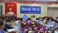 Đoàn kiểm tra liên ngành phối hợp trợ giúp pháp lý trong hoạt động tố tụng làm việc với UBND tỉnh Bà Rịa – Vũng Tàu
