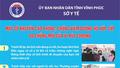 Sở Tư pháp Vĩnh Phúc đẩy mạnh tuyên truyền pháp luật phòng, chống dịch Covid-19