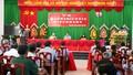 Bộ trưởng Bộ Tư pháp Lê Thành Long tiếp xúc cử tri xã Thuận Hòa, An Minh, Kiên Giang