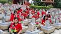 Báo Pháp luật Việt Nam tiếp tục hành trình tri ân các địa chỉ đỏ