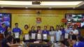 Đoàn thanh niên Bộ Tư pháp tổ chức nhiều hoạt động thi đua sôi nổi
