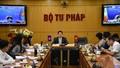 Bộ Tư pháp tham dự Hội nghị Quan chức pháp luật cao cấp ASEAN 19