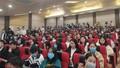 Đại học Luật Hà Nội chào đón tân sinh viên khóa 45 nhập học