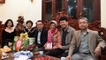 Thứ trưởng Nguyễn Thanh Tịnh thăm hỏi cán bộ lão thành nhân dịp Tết Tân Sửu 2021