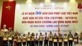 Bộ Tư pháp phê duyệt đề án bình chọn, tôn vinh Gương sáng Pháp luật