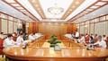 Bộ Chính trị làm việc với Hải Phòng về công tác chuẩn bị Đại hội Đảng bộ TP lần thứ XVI
