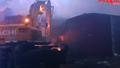 Huy động quân đội tham gia chữa cháy tại công ty Diana