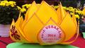 Toàn cảnh lễ tắm phật tại đại lễ Phật Đản 2014