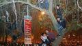 Hàng ngàn người chen nhau ở lễ hội chào đón năm mới