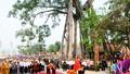 Hàng vạn du khách chen chân về Tây Thiên trong ngày khai hội
