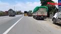 """Hải Dương: Bất lực trước tình trạng xe tải, xe container """"chiếm dụng"""" quốc lộ 5"""