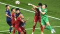 Người Nhện Đặng Văn Lâm cứu thua xuất sắc cho đội tuyển Việt Nam