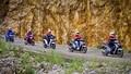 Kỹ năng lái xe máy đi đường dài không mệt mỏi