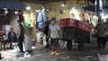 Cuộc sống mưu sinh khó khăn của các tiểu thương tại chợ đầu mối ngày cận Tết