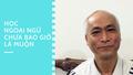 Người đàn ông gần 60 tuổi học tiếng Anh để đi du lịch nước ngoài không lạc đường