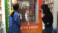 Sau ATM gạo, Hà Nội có máy ATM sách miễn phí đầu tiên