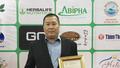 Xịt họng Abipolis nhận Giải thưởng Sản phẩm Vàng vì sức khỏe cộng đồng