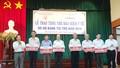 HD Bank trao thẻ BHYT cho hộ cận nghèo tỉnh Bến Tre