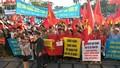 Việt Nam kiên quyết xử lý hành vi biểu tình ảnh hưởng đến môi trường đầu tư
