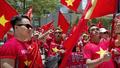 Cộng đồng người Việt biểu tình bảo vệ chủ quyền Tổ quốc