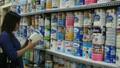 Giá sữa bán lẻ đồng loạt giảm