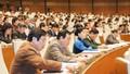 Quốc hội quyết định không bỏ giấy khai sinh