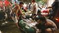 Bột màu phát nổ trong công viên nước, gần 500 người bị thương