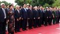 Lãnh đạo Đảng, Nhà nước dâng hương tưởng niệm các anh hùng liệt sĩ