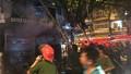 Cháy lớn ở phố cổ Hà Nội