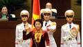Đại biểu Quốc hội không được giơ điện thoại chụp lễ tuyên thệ