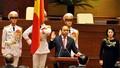 Dẫn lời tiền nhân, Tân Thủ tướng gây ấn tượng tốt đẹp trong tuyên bố nhậm chức