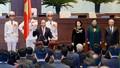 Trang trọng lễ tuyên thệ của Tân thủ tướng Nguyễn Xuân Phúc