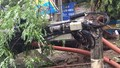 Toàn cảnh sức tàn phá khốc liệt của cơn bão số 1