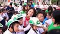 20.000 mũ bảo hiểm được tặng miễn phí cho học sinh tiểu học