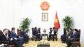 Thủ tướng tiếp hai Chủ tịch Tập đoàn lớn