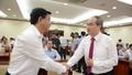 Ông Đinh La Thăng gửi lời cám ơn Nhân dân Tp Hồ Chí Minh