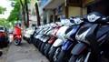 Xe bị tẩy xóa số khung thuộc hàng hóa cấm nhập khẩu
