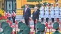 Lễ đón chính thức Tổng Bí thư, Chủ tịch Tập Cận Bình