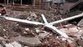 Nổ khi thi công hàng rào trường mẫu giáo khiến 1 người nhập viện