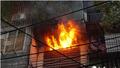 Hà Nội: Cháy lớn ở phố Trần Khát Chân