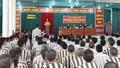 Tăng cường phổ biến, giáo dục pháp luật cho người đang chấp hành hình phạt tù