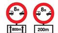 Ôtô đi trên đường có buộc phải tuân theo quy định về khoảng cách?