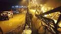 Sập cầu Long Kiển, nhiều người và phương tiện rơi xuống sông