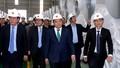 Thủ tướng đề nghị lãnh đạo tỉnh Bình Định phải có sự quyết tâm, thể hiện khát vọng phát triển