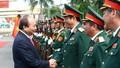 Thủ tướng thăm, làm việc tại Quân khu 5