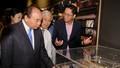 Thủ tướng Nguyễn Xuân Phúc thăm Trung tâm quốc tế Khoa học và Giáo dục liên ngành
