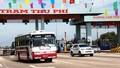 Bắt 5 cán bộ trạm thu phí cao tốc TPHCM - Trung Lương