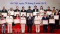 391 nghệ sỹ được truy tặng, phong tặng danh hiệu nghệ sỹ nhân dân, nghệ sỹ ưu tú